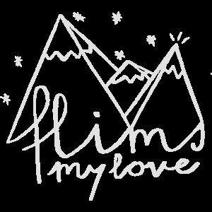 Flims Schweiz Berge