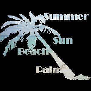 Urlaub Paradies Sommer Strand Sonnenschein3