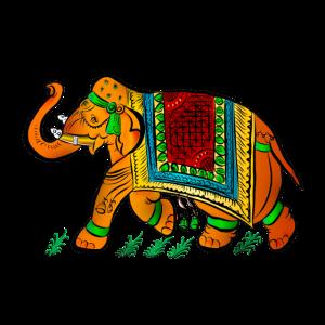 Elefant aus Indien