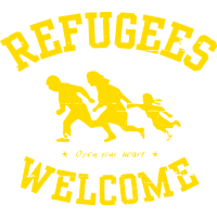 Refugees Welcome - Open your heart