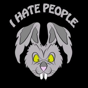 Ich hasse Menschen