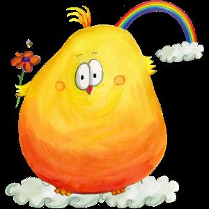 """Rainbowbirds """"sunny birdy"""""""