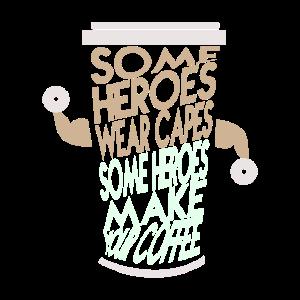Kaffee Power Energie - Kaffee macht mich stark