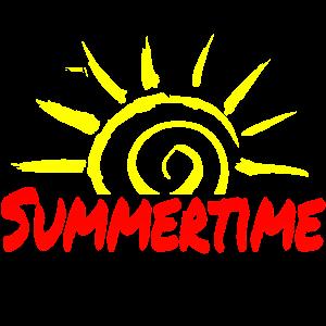 Sommer Sommerzeit