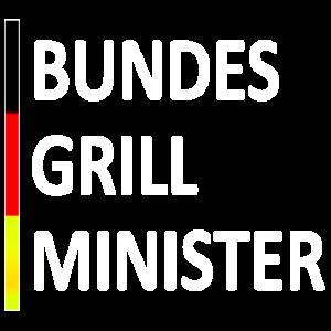Bundesgrillminister grillen maenner steak bier spr