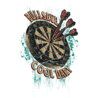 Dart Shirt Bullseye Cool Dart
