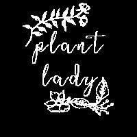 Plant Lady Pflanzen Dame Gärtnerin Garten Blumen