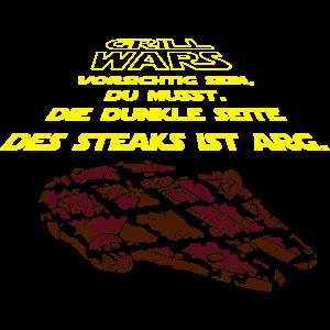 Grill Wars Schürze