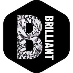 B brilliant black