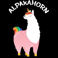 Einhorn + Alpaka - Alpakahorn