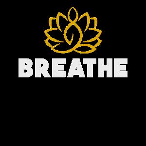 Atme Atmung Yoga Meditation Geschenk