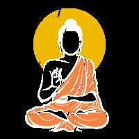 Buddha Sonne Yoga Yogi Meditation Geschenk