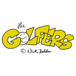 "Brand ""The Golfers"""