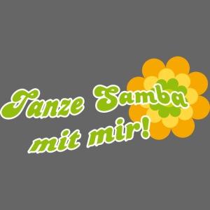 Tanze Samba mit mir