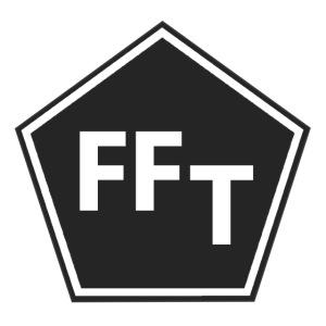 FFT B&W logo