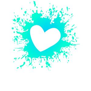 Herz Pinsel