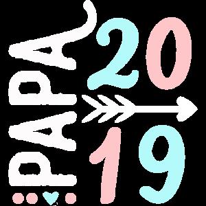 2019 Papa werden Baby Schwangerschaft