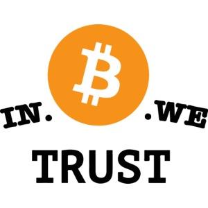 in b we trust cirkel