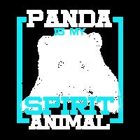 Pandabär ist mein geistiges Tier