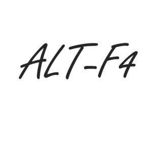 ALT-F4 freestyle