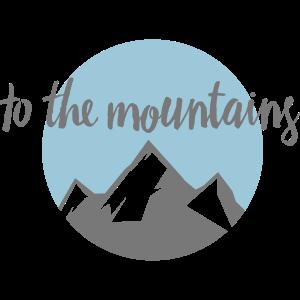 mountains Berge Wandern Geschenk Bergsteiger