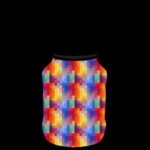 Mixed Pixels schwarz