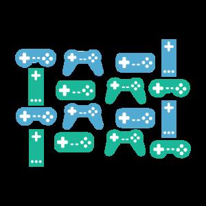 Gaming Control Tools - Videospiele Gamepad Gamer