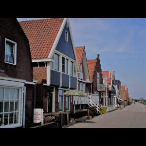 Häuser in Holland
