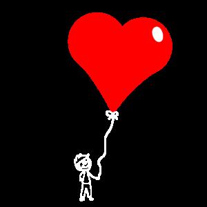 Ballon Herz