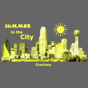 Summer Dallas Texas USA