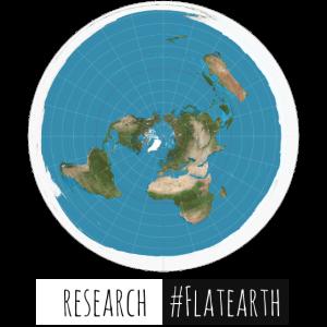 Flache Erde Karte | RESERACH #FLATEARTH