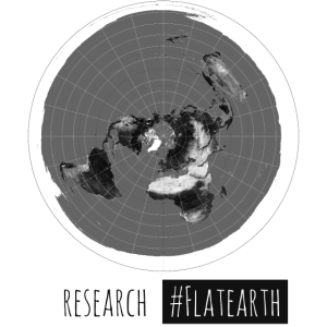 Flache Erde | RESEARCH #FLATEARTH