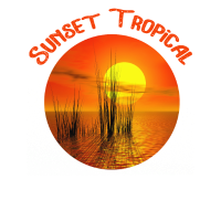 Sunset Tropical
