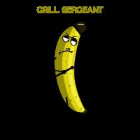 Grill Sergeant Lustig Vegan Vegetarisch Frucht