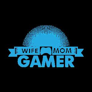 Cool Gamer Mom!