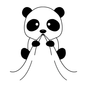 Panda Baby Babys Panda Bear Geschenk