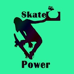 SKATE POWER MAN