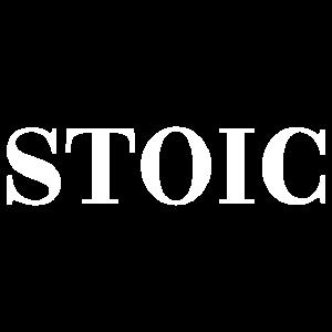 Stoic Stoa Philosophie Geschenk