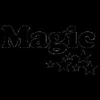 Magic Magie mit Sternen