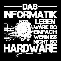 Informatik Tshirt IT Hardware Geschenk Software