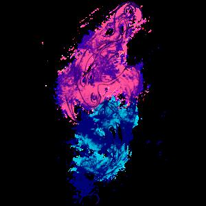 Fische Wasserfarbe Sternzeichen