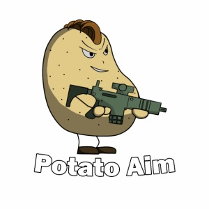 Mr Potato Aim