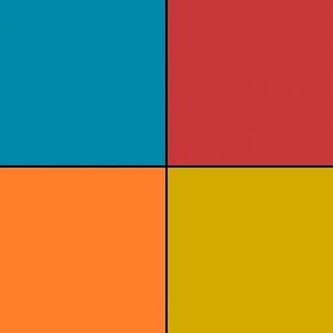 Form / abstrakt / muster / popart