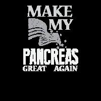 Lustiger Diabetiker - Make my pancreas great again