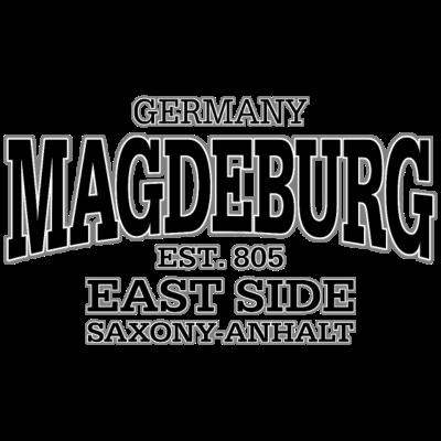 Magdeburg black - Magdeburg black - stadt,sport,fußball,flughafen,deutschland,bundesrepublik,Tradition,Stadt,Sport,Sachsen-Anhalt,Osten DDR,Ostdeutschland,Magdeburg,Magathaburg,Magadoburg,Handball,Fußball,Flughafen,Elbe,EDBM,Deutschland,Bundesrepublik,805