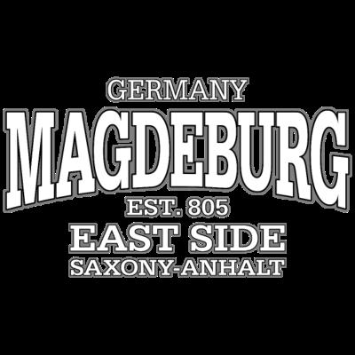 Magdeburg white - Magdeburg white - stadt,sport,fußball,flughafen,deutschland,bundesrepublik,Tradition,Stadt,Sport,Sachsen-Anhalt,Osten DDR,Ostdeutschland,Magdeburg,Magathaburg,Magadoburg,Handball,Fußball,Flughafen,Elbe,EDBM,Deutschland,Bundesrepublik,805