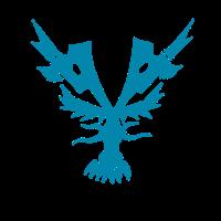 Drachenkopf Türkis