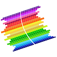RainBow Equalizer