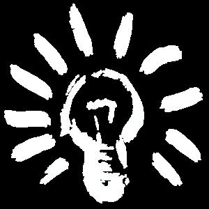 Die Idee. Ein Licht geht an