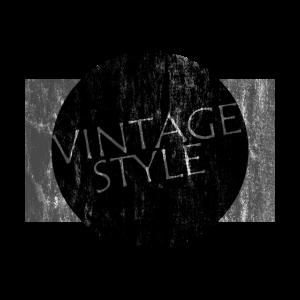 vintage Style im washed look